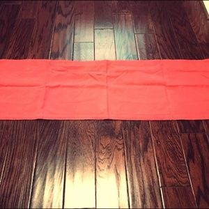 Other - Rustic Red Valance